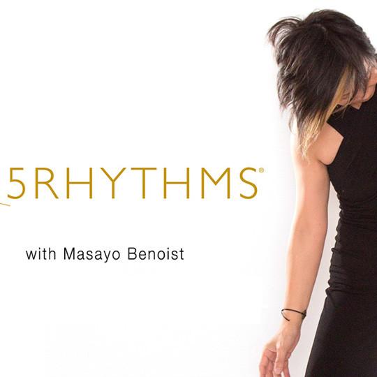 5Rhythms 9/28(US), 9/29(日本) Chill Wave