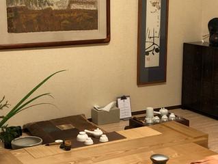 醉茶禪 1)お茶を飲む禅