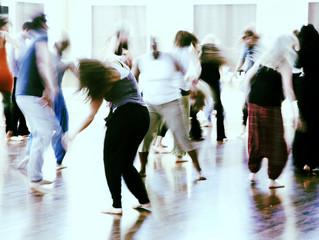 ダンスフロアは比喩である