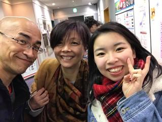京都「生」クラス、ビデオの不思議