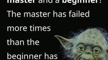 巨匠と初心者の違い