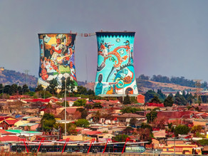 A day spent in Soweto's Vilikazi Street