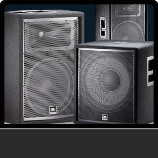 Passive PA speakers for sale from Alesis, FBT, Gemini and Peavey. All equipment is ideal for DJs, discos, bands, bars, clubs and events