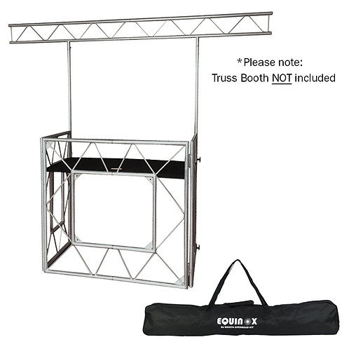 EQUINOX OVERHEAD KIT WITH CARRY BAG FOR EQUINOX TRUSS BOOTH SYSTEM