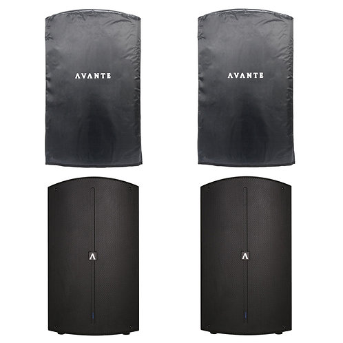 Avante A15 pair with covers