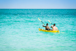 Anantara Medjumbe Island Resort_Kayaking