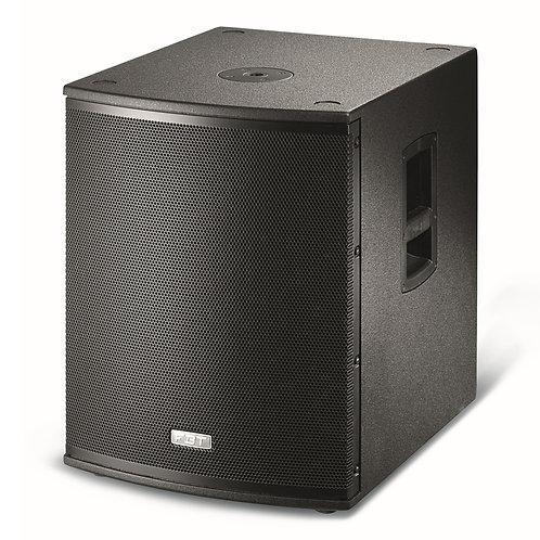 "FBT X-SUB 15SA 15"" 1200W ACTIVE POWERED PA SUBWOOFER BASS SPEAKER SUB DJ BAND"