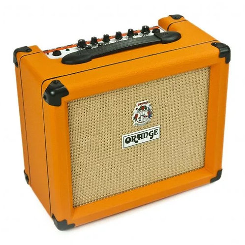 ORANGE CRUSH PIX 20LDX 20W ELECTRIC OR ACOUSTIC GUITAR COMBO AMP WITH FX HIRE