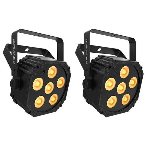 Chauvet EZLink Par Q6 BT pair