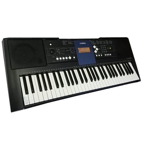 YAMAHA PSR E333 FULL SIZE 61-KEY DIGITAL KEYBOARD WITH POWER SUPPLY + WARRANTY