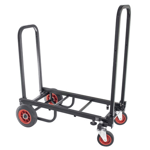 BST CART-200 MULTI POSITION HEAVY DUTY TRANSPORT TROLLEY FOR DJ BAND EQUIPMENT