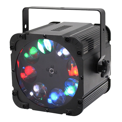 EQUINOX CROSSFIRE XP 80W RGBW LED GOBO PROJECTOR LIGHT DJ DISCO CLUB LIGHTING FX