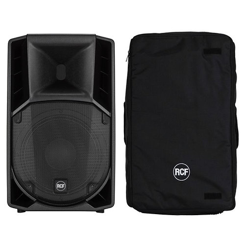 "RCF ART 715-A MK4 PRO 15"" 1400W POWERED ACTIVE PA SPEAKER DJ DISCO BAND + COVER"