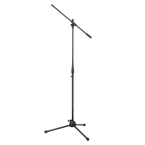 SOUNDSATION SMICS-70-BK PROFESSIONAL MICROPHONE MIC STAND WITH BOOM ARM