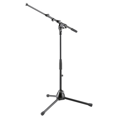 K&M KONIG AND MEYER PRO LOW LEVEL BOOM MICROPHONE STAND FOR GUITAR AMP OR DRUM