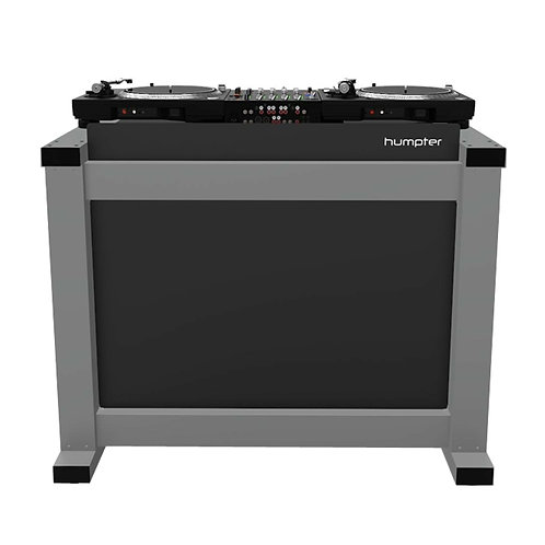 HUMPTER CONSOLE BASIC PROFESSIONAL LIGHTWEIGHT CUSTOMISABLE DJ DISCO BOOTH STAND