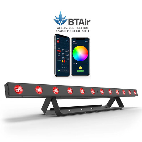 CHAUVET COLORBAND T3 BT 1m 30W RGB LED STAGE DISCO WASH LIGHT BAR + WIRELESS APP