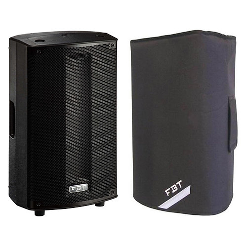 "FBT PROMAXX 110A 10"" 1800W POWERED PA SPEAKER OR MONITOR DJ DISCO BAND + COVER"