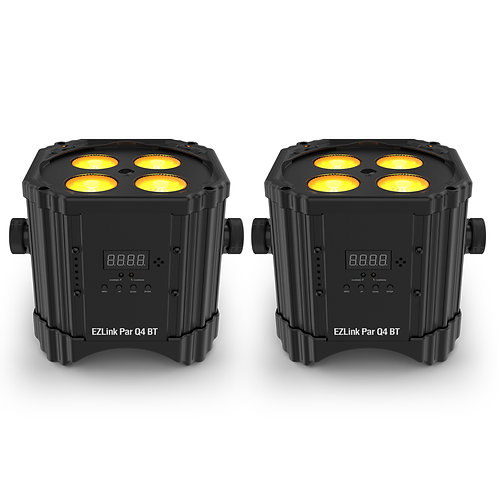 Chauvet EZLink Par Q4 BT pair