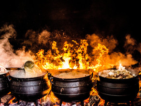 The Potjie: An African kitchen's staple cooking utensil