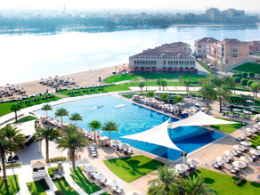 Great deals in the UAE capital this June from The Ritz-Carlton Abu Dhabi, Grand Canal