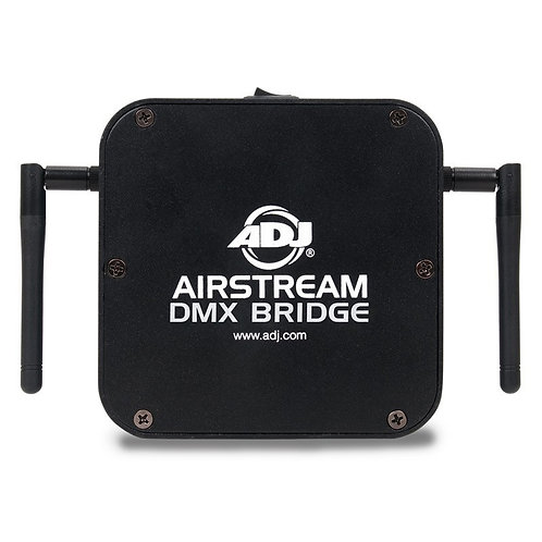 AMERICAN DJ ADJ AIRSTREAM DMX BRIDGE WIRELESS DMX LIGHTING CONTROL APP FOR iOS