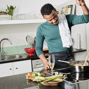 Financier turned Chef Lentswe Bhengu serves up Africa on a plate
