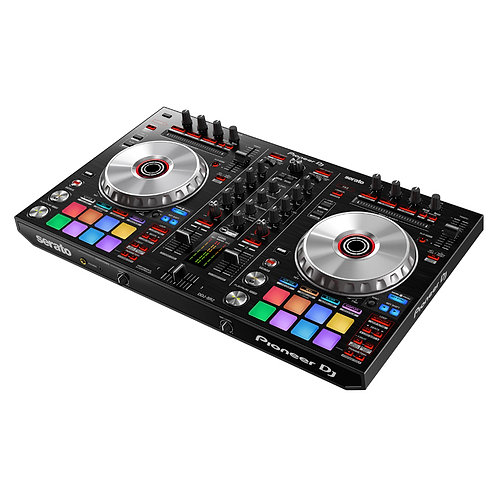 PIONEER DDJ-SR2 PROFESSIONAL 2 CHANNEL DJ CONTROLLER WITH SERATO DJ PRO SOFTWARE