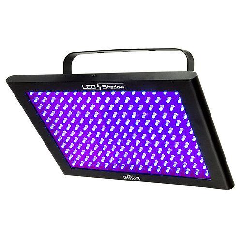 CHAUVET DJ LED SHADOW UV ULTRAVIOLET BLACKLIGHT PANEL WASH LIGHT DISCO CLUB BAND
