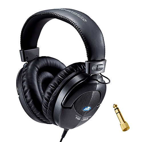 JTS HP-565 PROFESSIONAL SEMI CLOSED DYNAMIC STUDIO MONITORING HEADPHONES DJ BAND