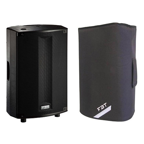"FBT PROMAXX 114A PRO 14"" 1800W POWERED ACTIVE PA SPEAKER DJ BAND + COVER"