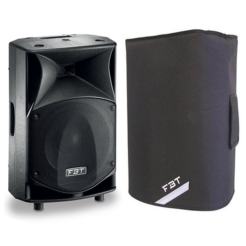 """FBT JMAXX 112A PROFESSIONAL 12"""" 900W RMS POWERED PA SPEAKER OR MONITOR + COVER"""