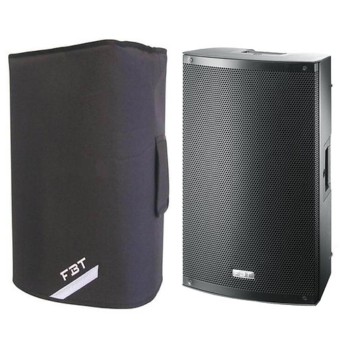 "FBT X-LITE 12A PROFESSIONAL 12"" 1000W POWERED PA SPEAKER OR MONITOR WITH COVER"