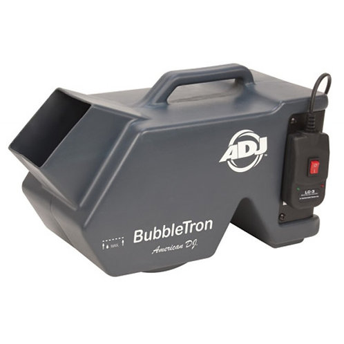 AMERICAN DJ ADJ BUBBLETRON HIGH OUTPUT BUBBLE MACHINE WITH WIRED REMOTE
