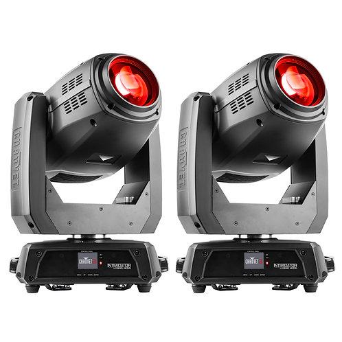 Chauvet Intimidator Hybrid 140SR pair