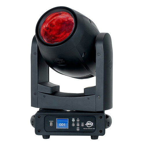 AMERICAN DJ ADJ FOCUS BEAM LED 80W MOVING HEAD LIGHT DJ DISCO CLUB GOBO LIGHTING