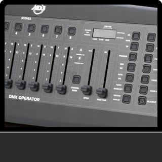 Lighting and laser DMX controllers and software for sale from ADJ and Laserworld. All equipment is ideal for DJs, discos, bands, bars, clubs and events