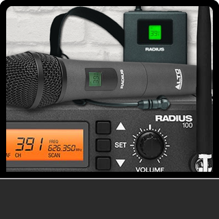 Wired vocal and instrument microphones and wireless microphone systems for sale from Alto, JTS and Q-Audio. All equipment is ideal for DJs, discos, bands, bars, clubs and events