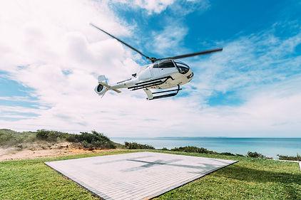 Santorini Mozambique - Helipad - FR-4.jp