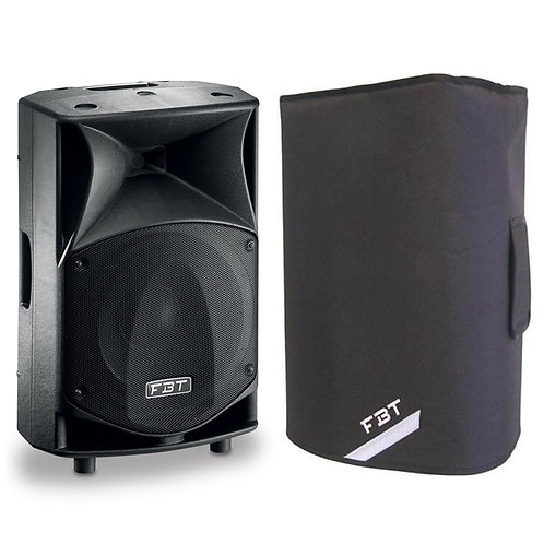 "FBT JMAXX 114A PROFESSIONAL 14"" 900W RMS POWERED PA SPEAKER OR MONITOR + COVER"