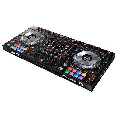 PIONEER DDJ-SZ2 PROFESSIONAL 4 CHANNEL DJ CONTROLLER WITH SERATO DJ PRO SOFTWARE