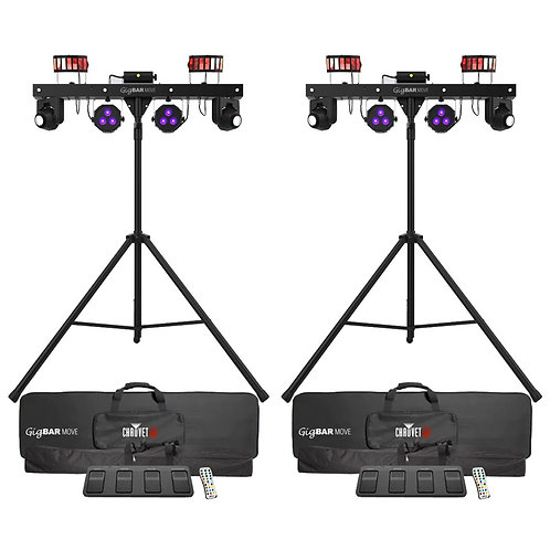 Chauvet GigBAR Move pair