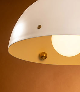 Bul Light fixture by Chen Taoz. Photo Ya
