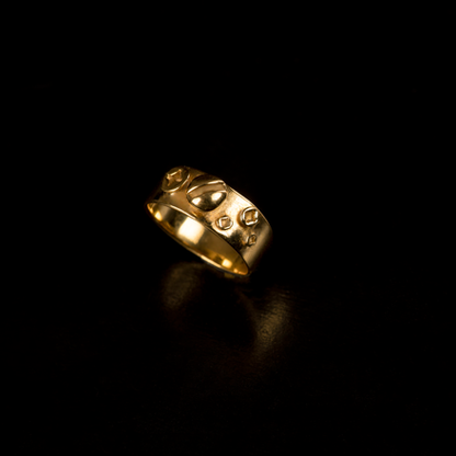 Screws are my Diamonds Rings Collection