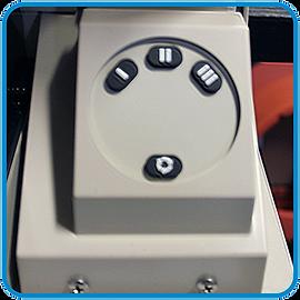 Big Dipper automatic Grease Trap button controls