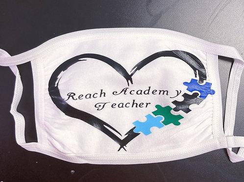 Reach Academy Teacher Mask