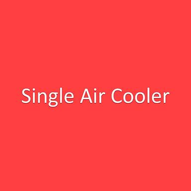 Fan - Single Air Cooler