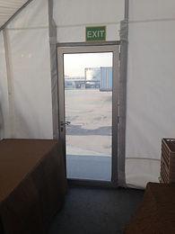Anc - 3ft Aluminium Glass Door