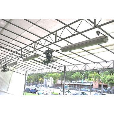 Lights - Weather Proof Fluorescent Light 1.2m
