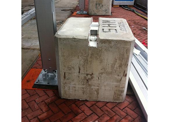 Anc - 500kg Concrete Stone